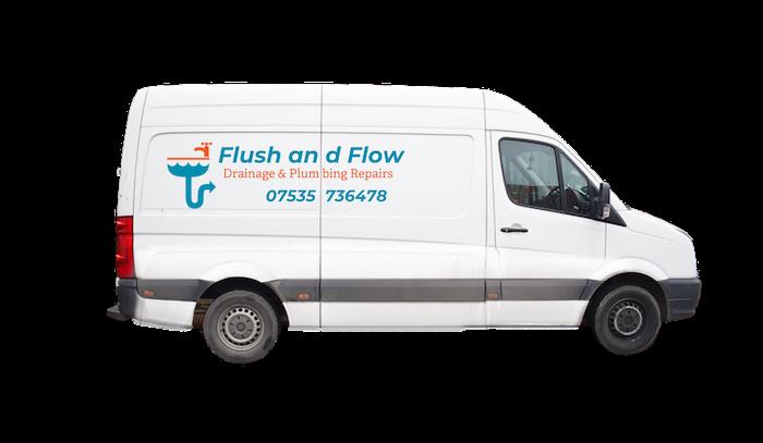 Jordan Milman of Flush and Flow Drainage Bedfordshire